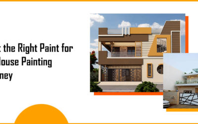 4 Tips to Select the Right Paint for Your Home: House Painting Services Sydney