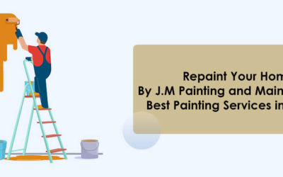 Repaint Your Home By J.M Painting and Maintenance: Best Painting Services in Sydney